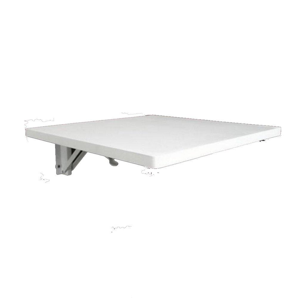 XIA 折り畳みテーブル 折りたたみテーブル壁掛けドロップリーフテーブル、折りたたみキッチンダイニングテーブルデスクアルミ合金ホワイト 折りたたみテーブル (サイズ さいず : 100*50CM) B07DVTNVQW 100*50CM 100*50CM