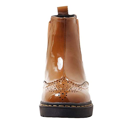 Martin Brown Ankle Boots CuteFlats Women BxYqOO