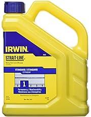 Irwin Strait-Line 65201 Standard Marking Chalk, 2.5-pound, Blue (65201)