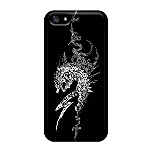 Durable Hard Cell-phone Case For Iphone 5/5s With Support Your Personal Customized Stylish Iphone Wallpaper Image JoanneOickle