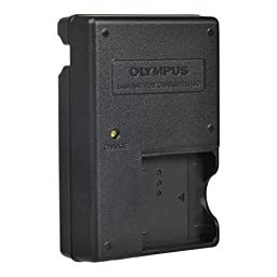 Olympus LI-50C Lithium-Ion Battery Charger with USB Adapter for LI-50B Battery