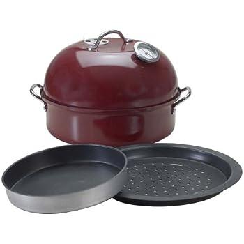 Nordic Ware Oven Essentials Indoor and Outdoor Smoker