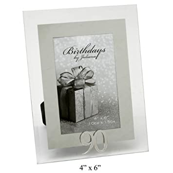 Birthdays by Juliana - Glass & Mirror Frames 4\
