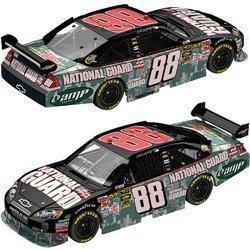 (Action Racing Collectibles Dale Earnhardt, Jr. '09 National Guard ACU Camo #88 Impala, 1:24)