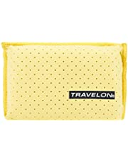 Travelon Windshield Cleaner and Defogger, Yellow, One Size, Travelon Windshield Cleaner and Defogger