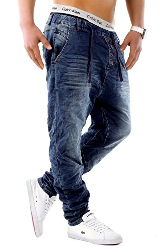 gamba Blu Joggjeans Slim Backyard Fit Freestar 3 Jeans Scuro Uomo Id1242 n1Cwq8q07
