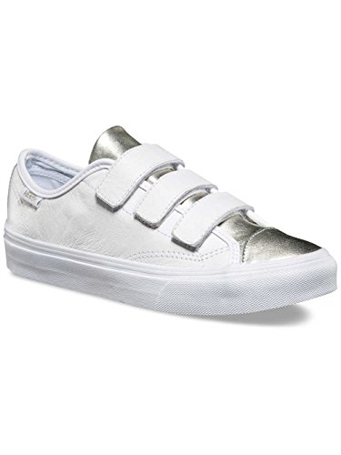 Bianco Prison Bianco Vans Basse Issue Sneakers metallo Donne xRz7qwI