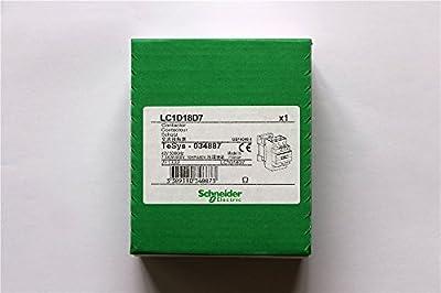 Schneider Electric - Lc1d18d7 - Contactor, 3pst-no, 600v, 18a
