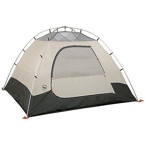 Big Agnes Picket Mountain 4 Person Tent Moss/Charcoal, Outdoor Stuffs
