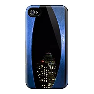 New Premium Flip Cases Covers Skin Cases For Iphone 4/4s