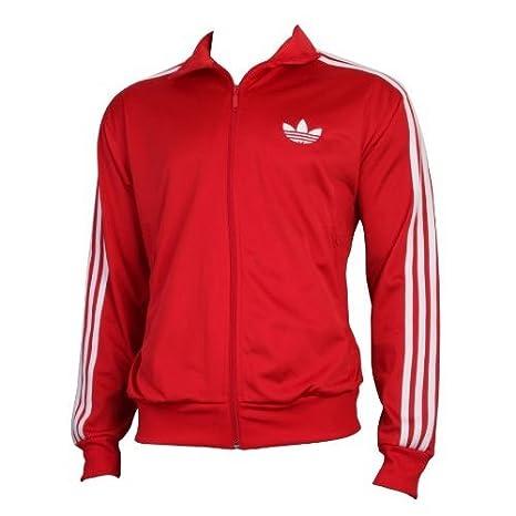 nuovi stili 53b8e aeb0c tuta adidas rossa e nera