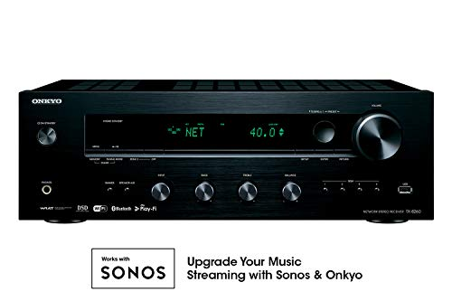 Onkyo TX-8260 2 Channel Network Stereo Receiver (Airplay Receiver For Home Stereo)