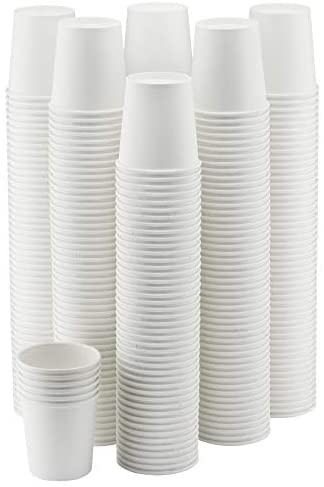 NYHI 300 Pack White Paper Disposable product image