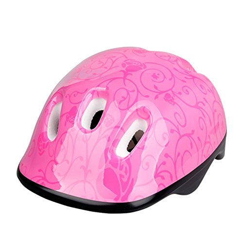 Kids Toddlers Bike Helmet Cycling Riding Biking Skating Roller Skating