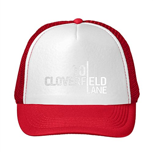 10 Cloverfield Lane Film Logo Sun Summer Cap Snapback Hats Adjustable Hat Trucke Hats For Men Women