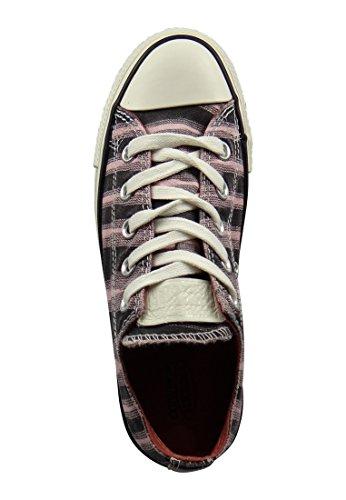 Converse Chucks 149692C Chuck Taylor Missoni Print Pink Freeze/Black/Egret Pink Freeze/Black/Egret