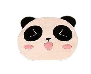 Panda Floor Rug Cute Animal Rug For Kids Bedroom 34.527.5 Inches