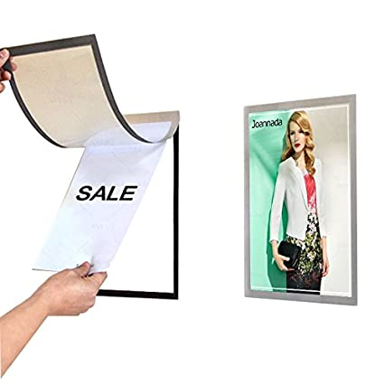 Amazon.com - SOAR <12 Park > Magnetic Photo Pocket Frame on The ...
