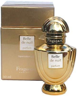 Amazoncom Fragonard Belle De Nuit Gold Case Parfum Spray Eau De