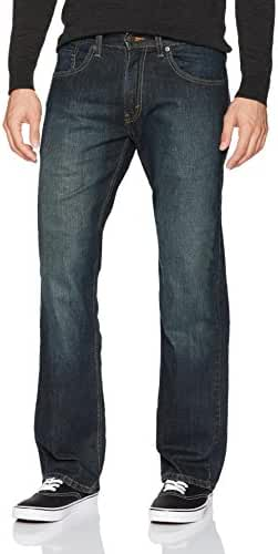 Signature by Levi Strauss & Co Men's Relaxed Jean