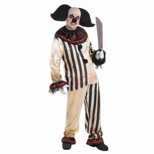 Clown Suit Costume - Standard - Chest Size 42