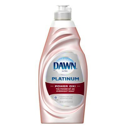 dawn dishwashing platinum - 7
