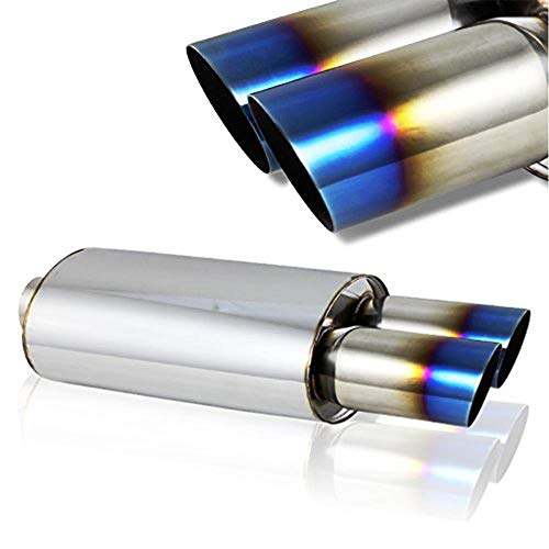 - S SIZVER Weld-On Muffler Series 3