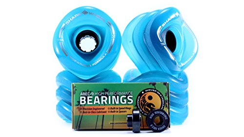 Shark Wheel FREE Shiver Bearings