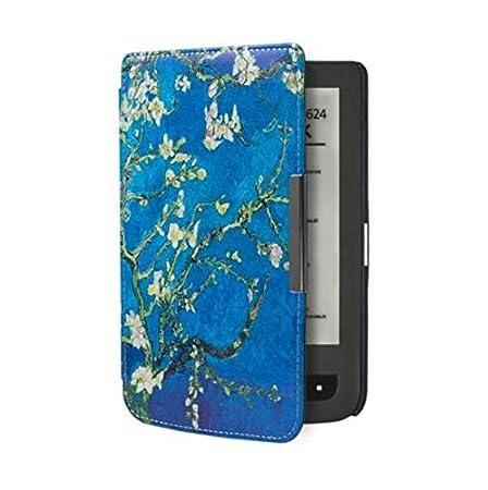 XXIUYHU Funda para Pocketbook 626625614615624 Funda Ereader Funda ...