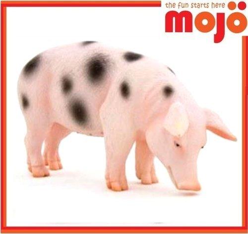 k Spotted Boar Pig - Realistic Farm / Ranch / Barnyard Animal Toy Replica ()