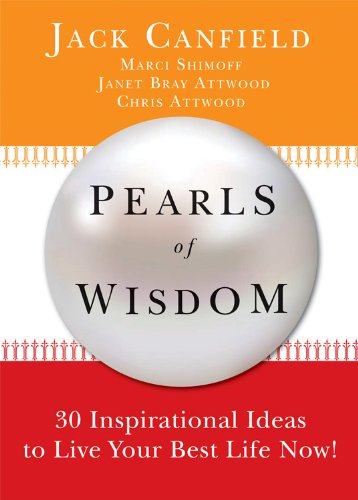 Pearls of Wisdom: 30 Inspirational Ideas to Live your Best Life Now! pdf