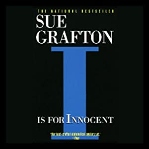 I Is for Innocent Audiobook