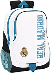 8ef031a10839 Oficial Real Madrid Soccer - School Bag - Rucksack - Backpack - 12.6