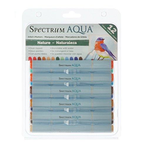 spectrum noir aqua markers