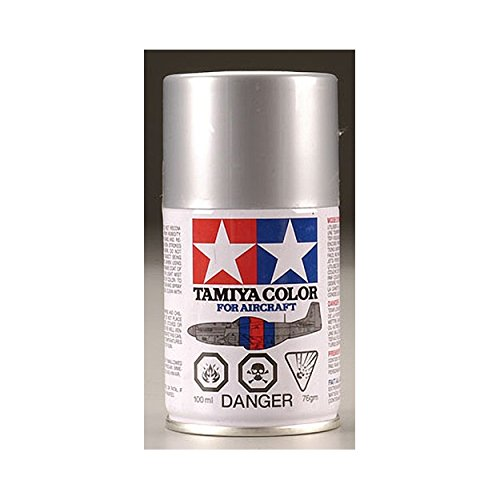 - Tamiya 86512 AS-12 Spray Bare Metal Silver 3 oz
