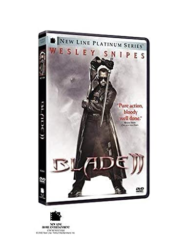 Blade 2 [Reino Unido] [DVD]: Amazon.es: Cine y Series TV