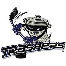 Danbury Trashers - Logo Decal