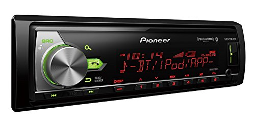 Pioneer MVH-S501BS Digital Media Receiver with Bluetooth