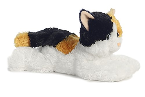 - Aurora World Flopsie Cat/Esmeralda Plush