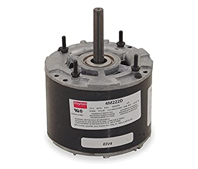 HVAC Motor, 1/11 HP, 1550 rpm, 115V