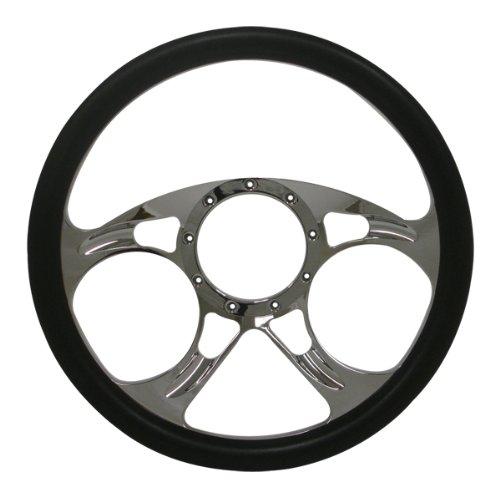 all aluminum steering wheel - 6