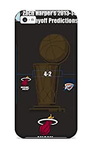 New Nba Basketball (2) Tpu Case Cover, Anti-scratch QFCMhus22702NINWz Phone Case For Iphone 5c