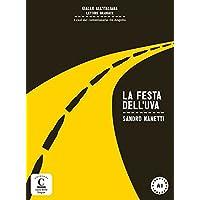 La festa dell'uva: Italienische Lektüre für das 1. und 2. Lernjahr. Buch + Online-Angebot (Giallo all'italiana)