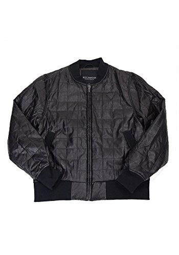 roca wear ROC QUILT OUTERWEAR JACKET Black