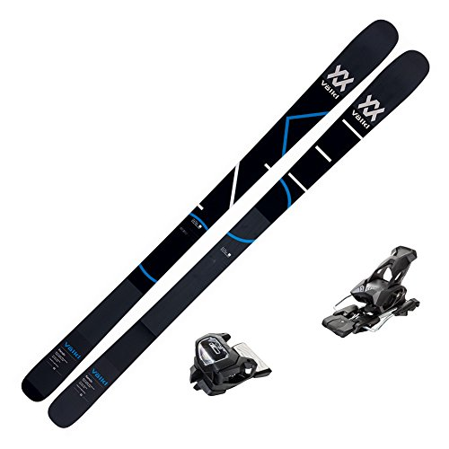 Marker Downhill Skis - Volkl 2018 Kendo Skis w/Marker Griffon ID Bindings