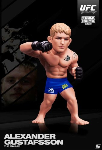Round 5 UFC Series 12.5 Limited Edition Action Figure - Alexander (Ufc Action Figure Series)