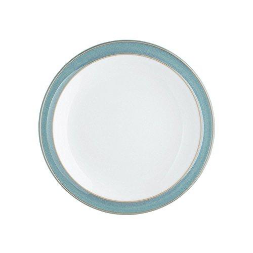 Denby Azure Teaplate, Set of 4 Azure Tea Plate