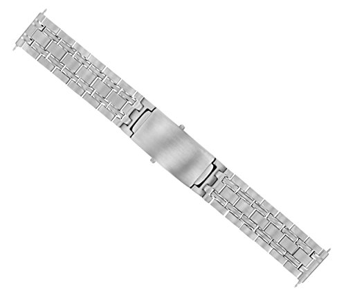 - 18MM Watch Band for Omega SEAMASTER Constellation Chronometer Cosmic 166023#5
