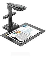 CZUR ET16-P Professionel A3 A4 Buchscanner, Smart OCR Dokumentenscanner für Windows und Mac mit 2nd Generation Patentierte Verflachungstechnologie
