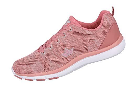 rosa basse rosa Sneakers Color Lico rosa donna da wBqYPFExT